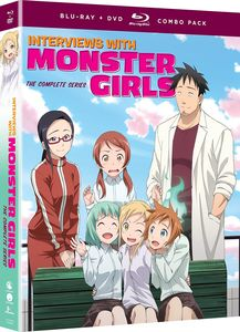 Interview With Monster Girls: The Complete Series