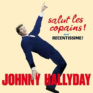 Salut Les Copains /  Recentissime [Import] , Johnny Hallyday