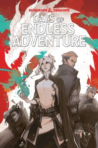 Days of Endless Adventure (Dungeons & Dragons, D&D)