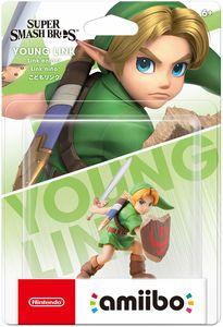 Amiibo: Young Link - Super Smash Bros. Edition