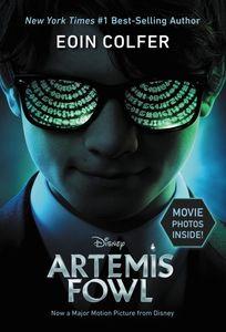 Artemis Fowl (Artemis Fowl, Movie Tie In Edition)