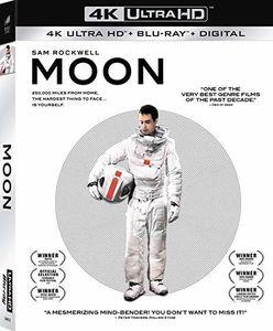 Moon , Sam Rockwell