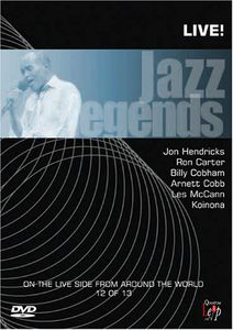 Jazz Legends Live: Volume 12