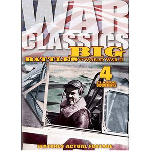 War Classics 13: Big Battles of World War II