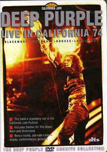 Deep Purple: Live in California 74