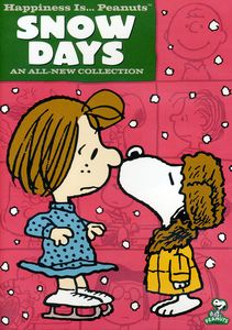 Happiness Is Peanuts: Snow Days