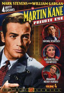 Martin Kane Private Eye 4