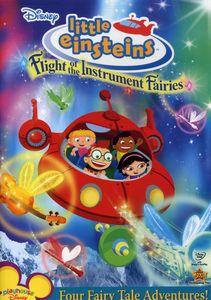 Flight of the Instrument Fairies