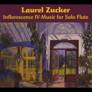 Inflorescence 4-Music for Solo Flute