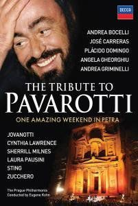 The Tribute to Pavarotti