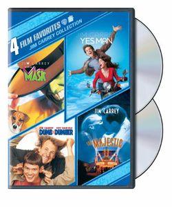 4 Film Favorites: Jim Carrey Collection