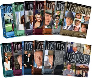 Dallas: Seasons 1-14 and the Movie Collection
