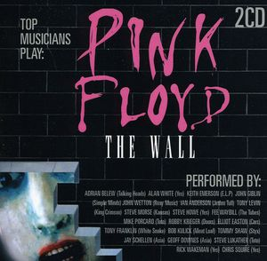 Pink Floyd The Wall: As Performed By , Various Artists
