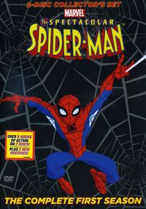 The Spectacular Spider-Man: The Complete First Season
