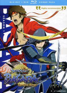 Sengoku Basara: Samurai Kings - Complete Series