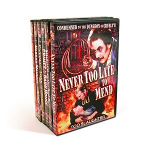 Tod Slaughter Vintage Terror Collection