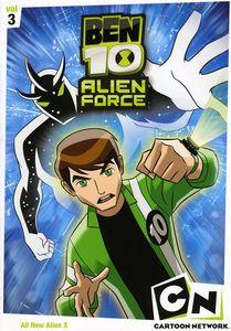 Ben 10: Alien Force: Volume 3