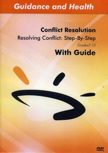 Resolving Conflict: Step-By-Step