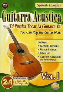 Guitarra Acustica 1: 2 in 1 Bilingual