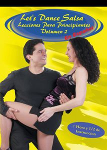 Let's Dance Salsa Beginning Lessons: Volume 2 (Spanish)
