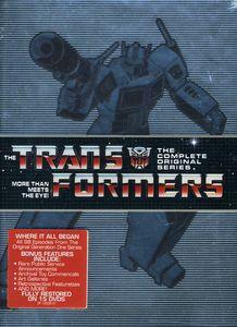 Transformers: The Complete Original Series , Arthur Burghardt