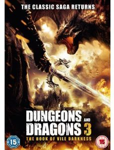 Dungeons & Dragons 3 [Import]