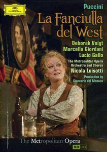 La Fanciulla Del West
