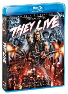 """They Live (Collector's Edition) , George """"Buck"""" Flower"""