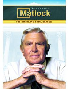Matlock: The Ninth Season (The Final Season)