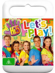 Hi-5-Let's Play [Import]