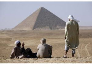 Chasing Mummies: Trapped