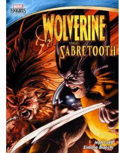 Marvel Knights: Wolverine Vs Sabretooth