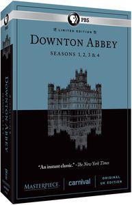 Masterpiece: Downton Abbey Seasons 1 & 2 & 3 & 4