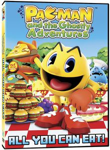 Pac-Man and the Ghostly Adventures: All You Can Eat!