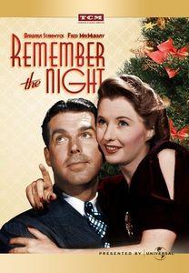 Remember the Night , Barbara Stanwyck