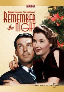 Remember the Night , Barbara Stanwyck