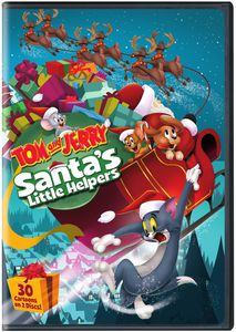 Tom and Jerry: Santa's Little Helpers