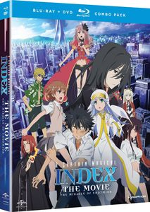 Certain Magical Index: Miracle of Endymion