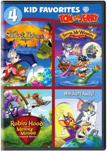 4 Kid Favorites: Tom and Jerry