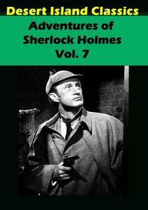 Adventures of Sherlock Holmes: Volume 7