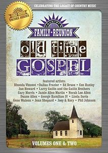 Country Family Reunion:  Old Time Gospel: Volume 1-2