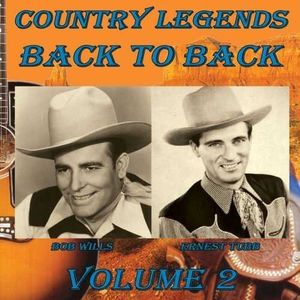 Country Legends Back To Back, Vol. 2