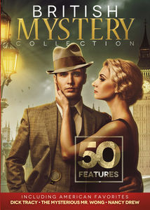 British Mystery Collection (50 Features)