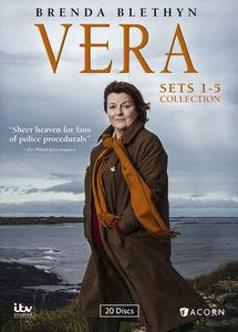 Vera: Sets 1-5 Collection , Brenda Blethyn