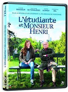 L'Etudiante Et Monsieur Henri [Import]
