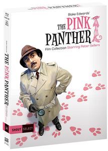 The Pink Panther Film Collection Starring Peter Sellers