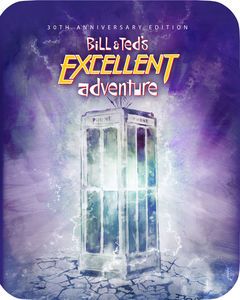 Bill & Ted's Excellent Adventure (30th Anniversary Edition) (Steelbook)