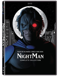 NightMan: Complete Collection