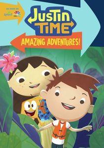 Justin Time: Amazing Advenures