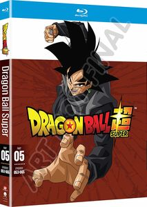 Dragon Ball Super: Part Five